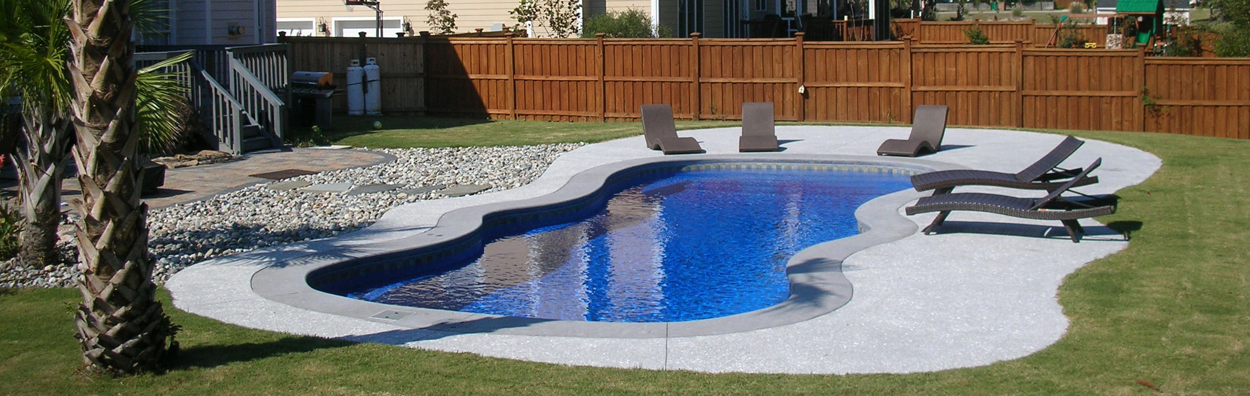 Fiberglass Pools Port City Pools