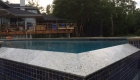 Concrete pool wilmington install